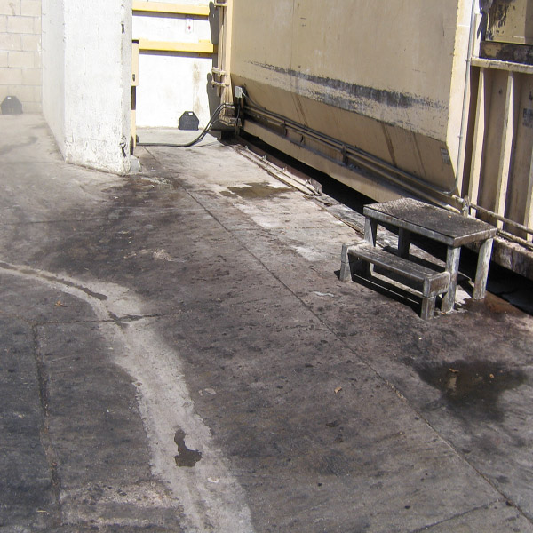 Driveway Cleaning Oil Removal Commecial Properties