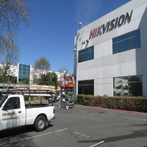 Pressure Washing Commercial Properties