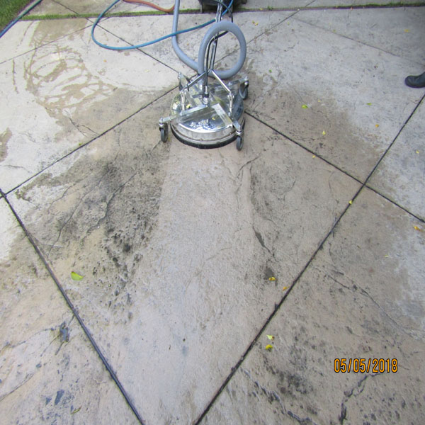 Driveway Cleaning Pressure Washing
