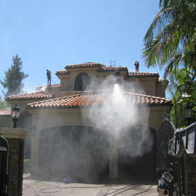 House Wash & Roof Cleaning