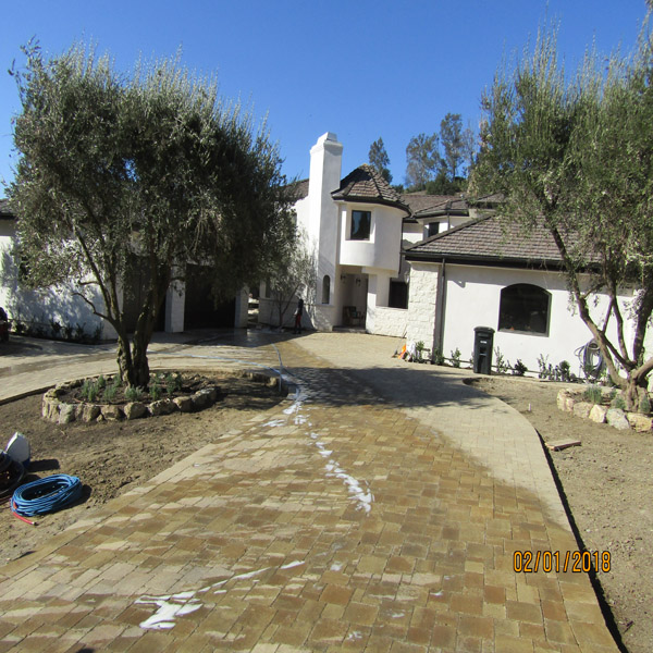 Driveway Cleaning Pressure Washing Surface Cleaning Pavers