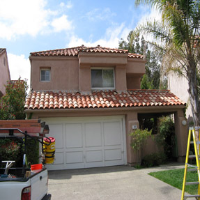 Roof Cleaning Orange County
