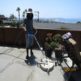 Surface Cleaning San Diego La Jolla