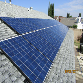 Solar Panel Cleaning Orange County