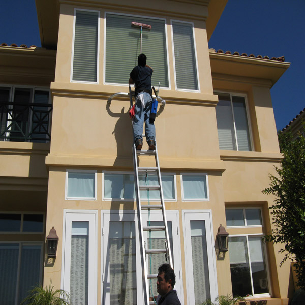 Window Cleaning Residential